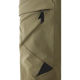 Klättermusen Gere 2.0 - Pantalones de Trekking Mujer - Oliva